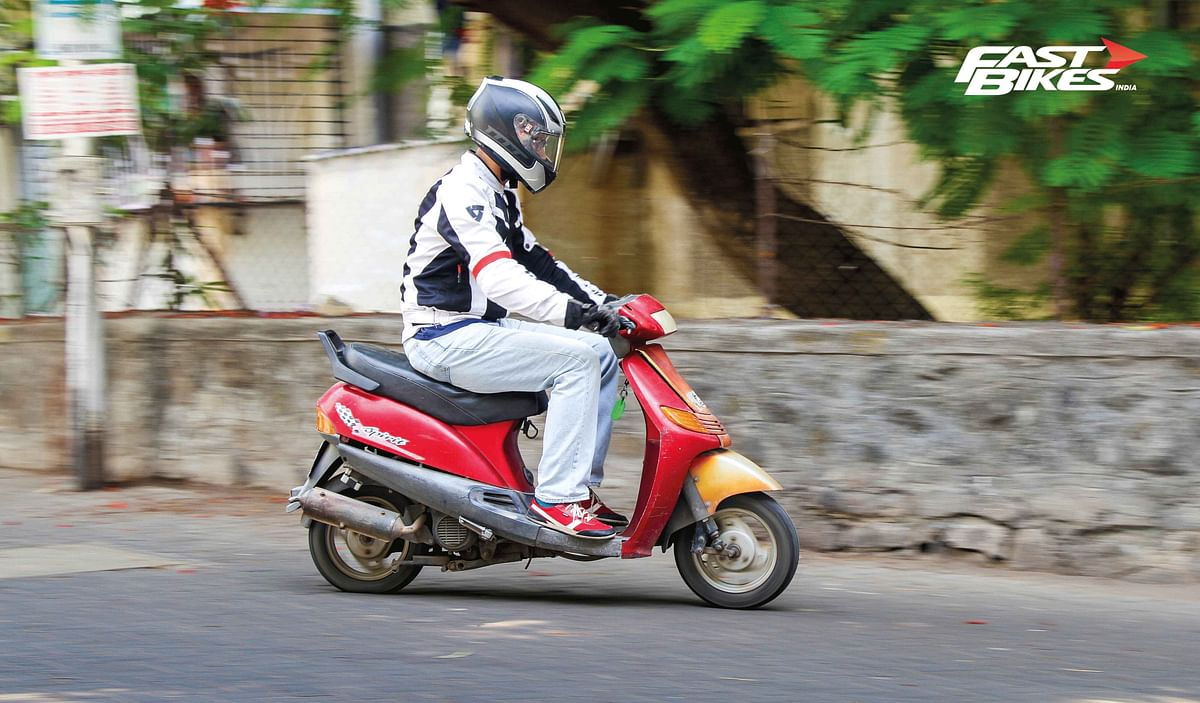 Bajaj Spirit: Gone, but not forgotten