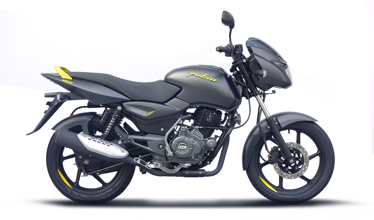 Bajaj has launched the Pulsar 150 Neon collection 2019