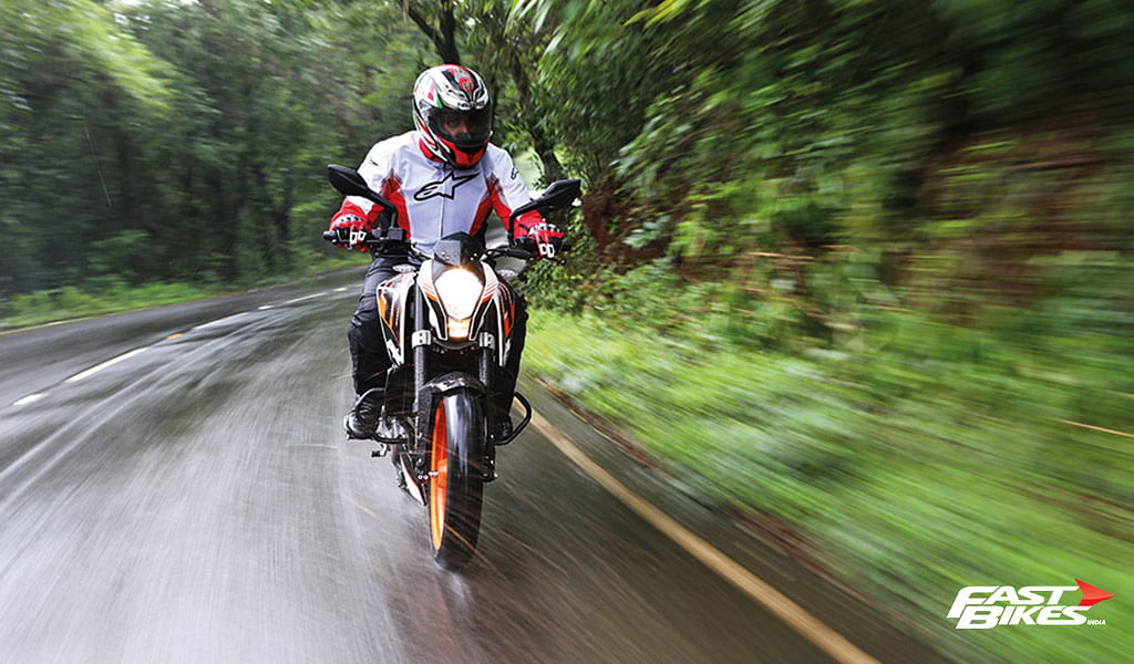 Monsoon special: Tips for riding safe in the rains