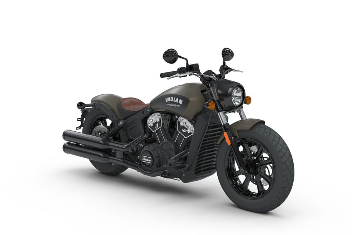 Indian Scout Bobber to be launched at 2017 India Bike Week