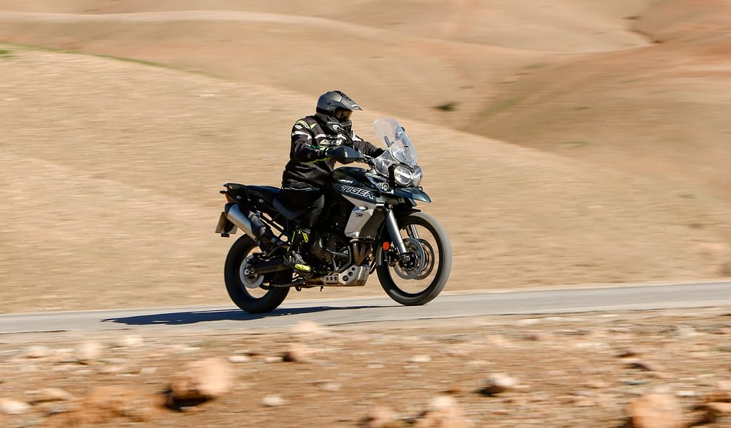 Triumph announces dates for second edition of Tiger Trails Thar Desert