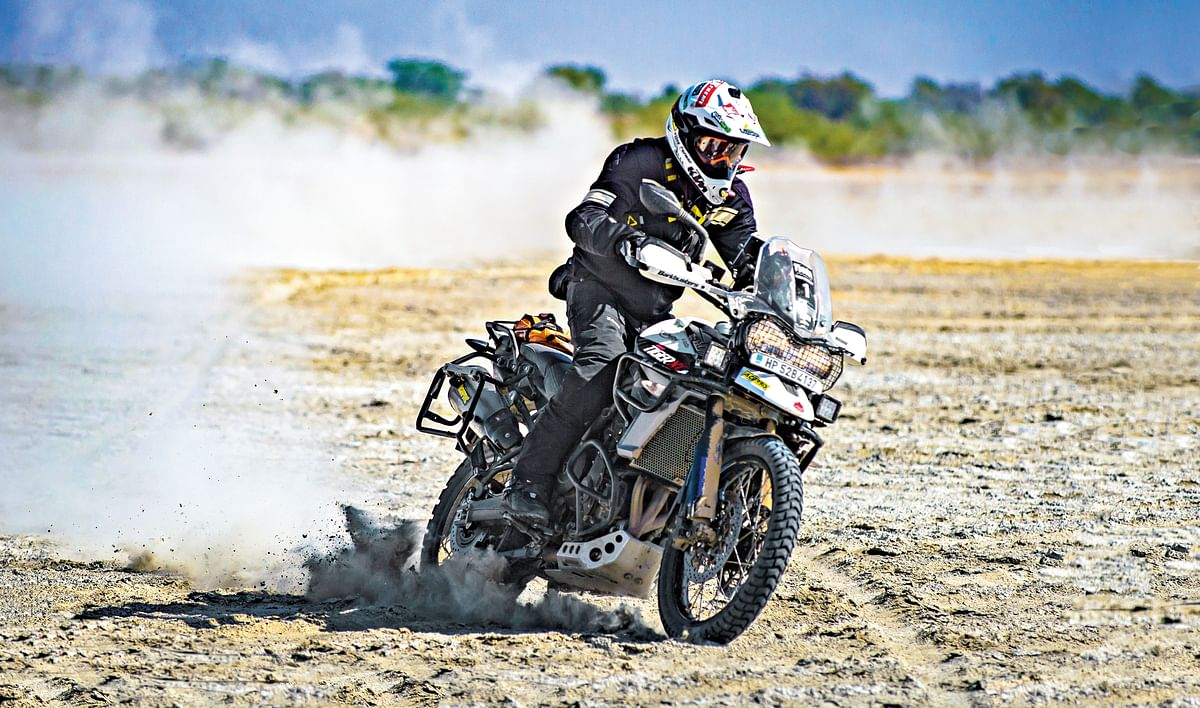 Vijay Parmar's blog: Guide to the perfect adventure bike