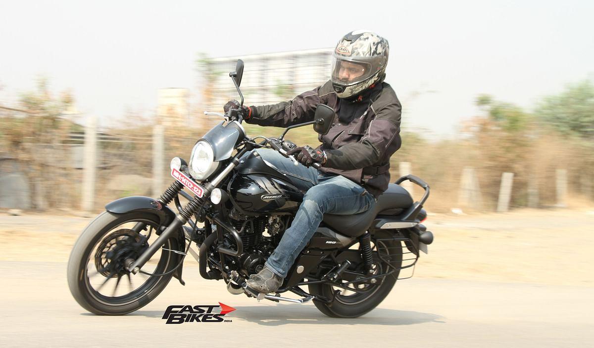 First Ride Review: Bajaj Avenger 180 Street