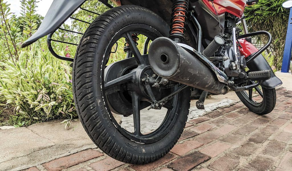 Choice of tyres can make or break a bike