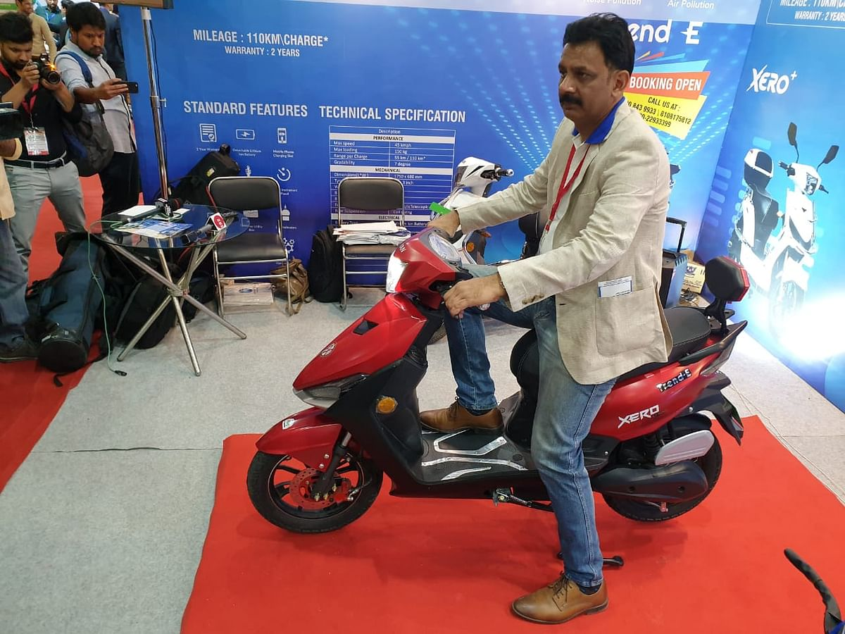 Avan Motors Trend E electric scooter launched at Rs 56,900