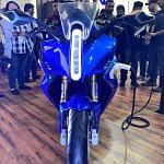 Auto Expo 2018: Emflux Motors unveils India's first electric superbike