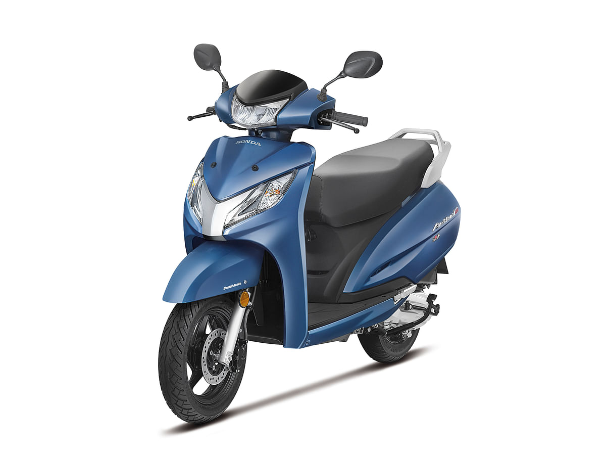 Honda launches 2018 Activa 125 with minor updates