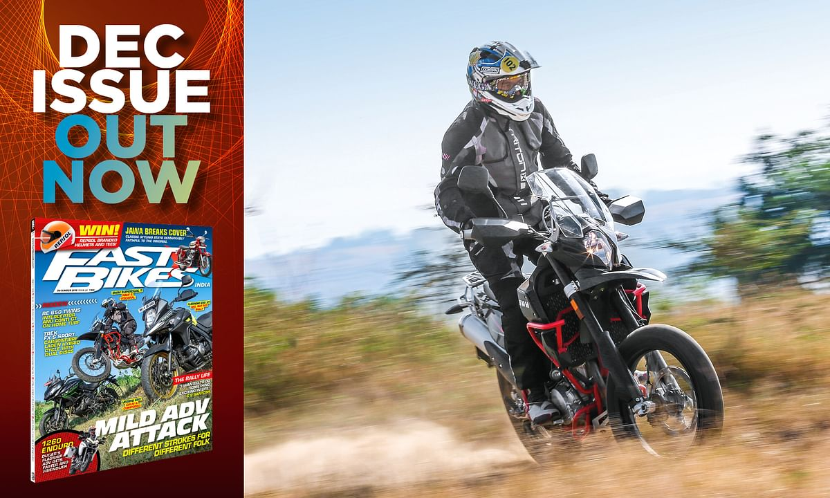 Fast Bikes India December 2018 issue – On stands now!