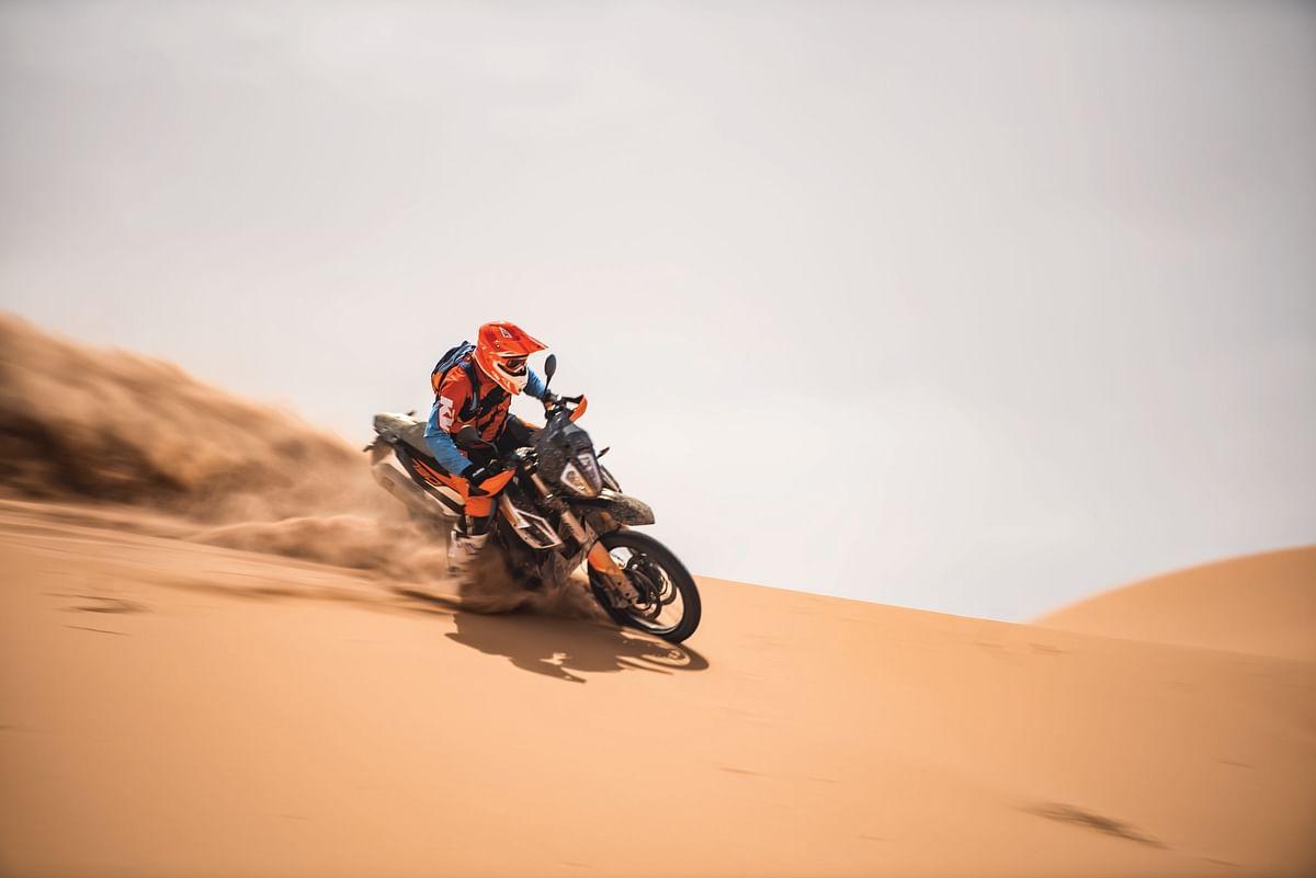 EICMA 2018: KTM 790 Adventure & 790 Adventure R unveiled