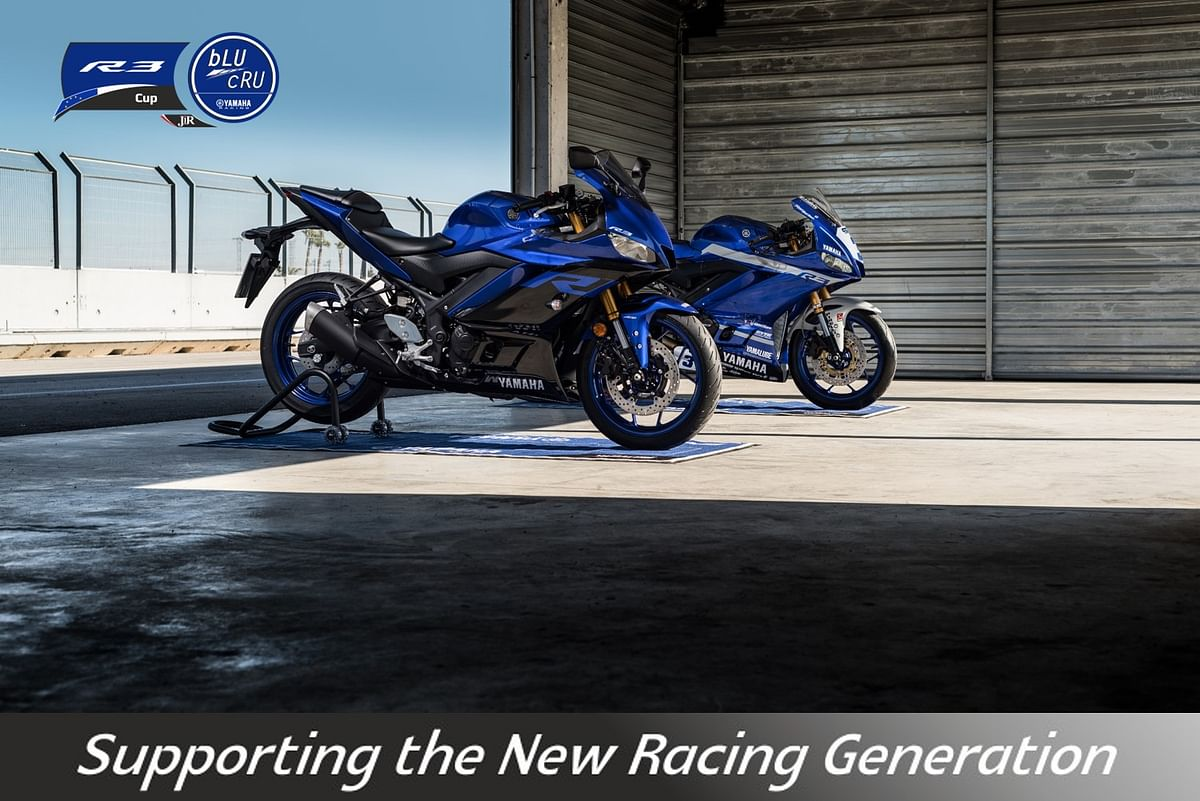 Yamaha announces R3 Blu Cru European cup, stepping stone to World SSP300 series