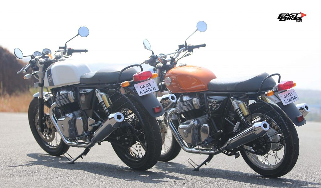 First India ride review: RE Interceptor 650 and Continental GT 650