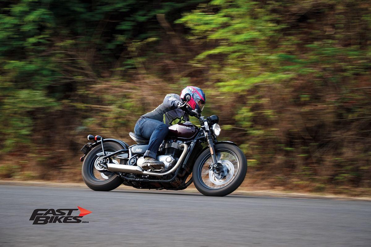 #BestOf2017 – Triumph Bonneville Bobber