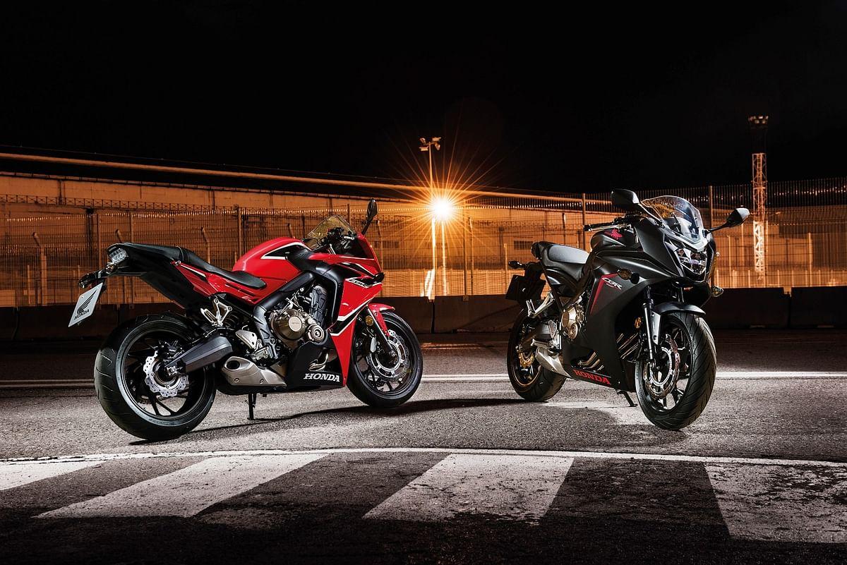 Honda launches new CBR650F