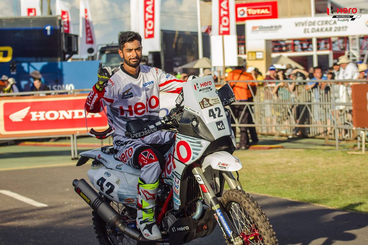 Dakar 2017: The rally is only getting harder — C S Santosh