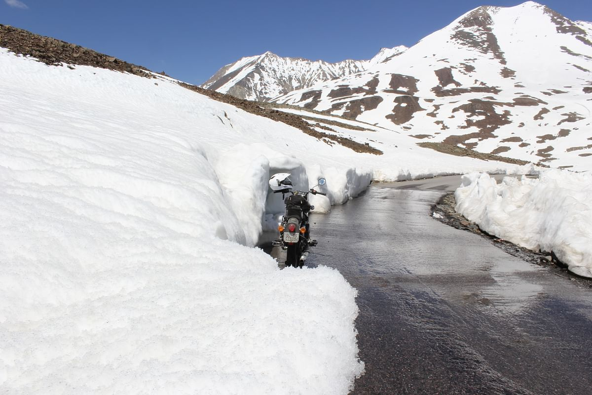 Greatest Indian roads: The road from Khab to Nako