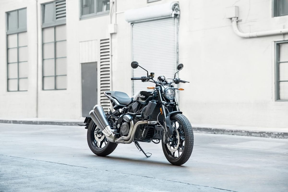 Intermot 2018: Indian Motorcycle reveals FTR 1200 and FTR 1200 S