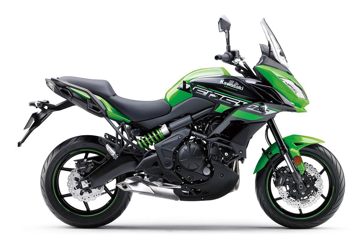 Kawasaki revamps the Versys 650 for 2018