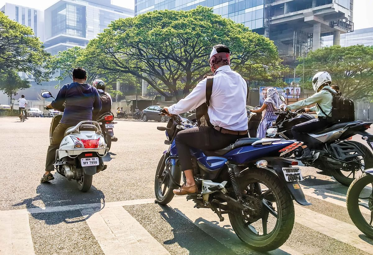 Ikjot's blog: Why wear helmet and follow simple traffic rules?