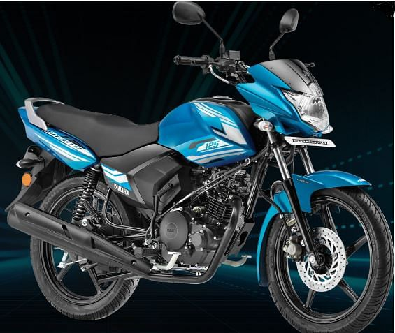 Yamaha Saluto models updated with unified braking system