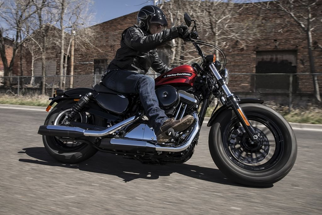 Harley-Davidson launches Forty Eight Special and the Street Glide Special