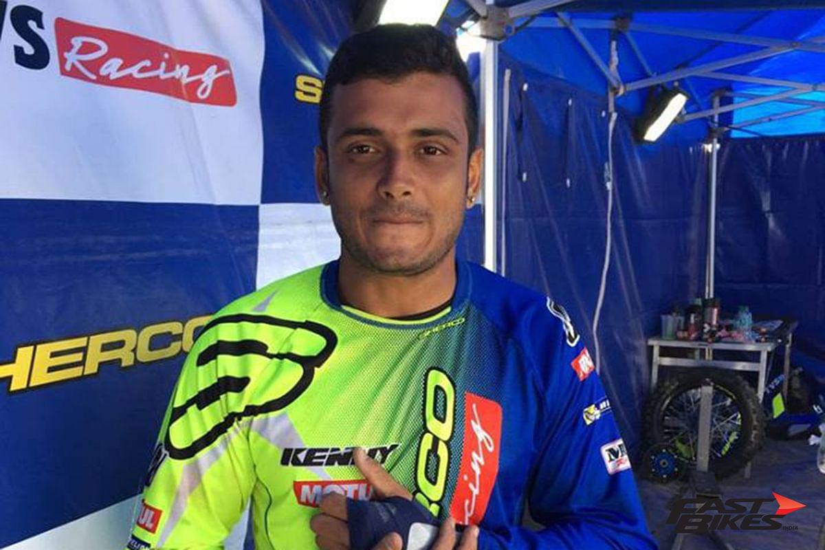 Dakar 2017: Aravind is back in the bivouac