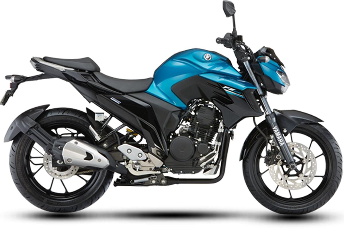 Yamaha FZ25 and Fazer25 recalled