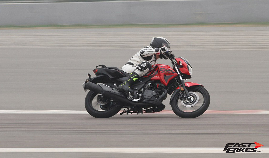 First Ride Review of the all-new Hero Xtreme 200R