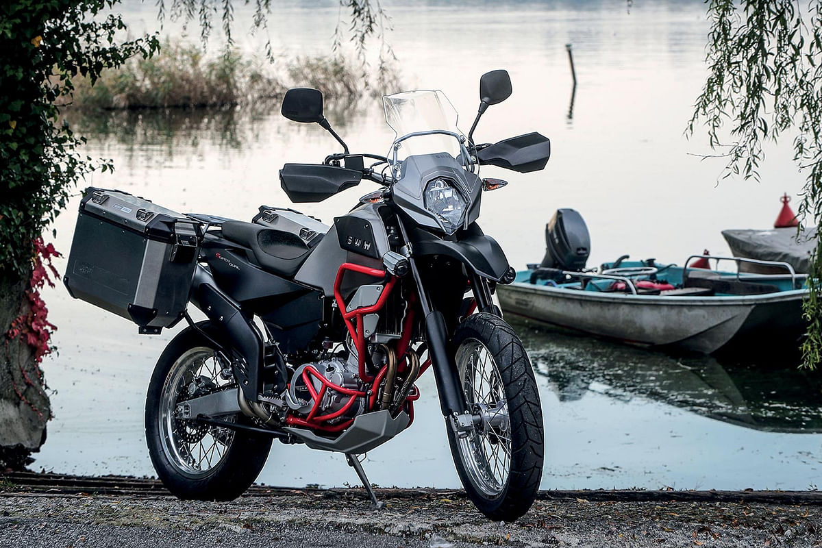 SWM Motorcycles to make its India debut