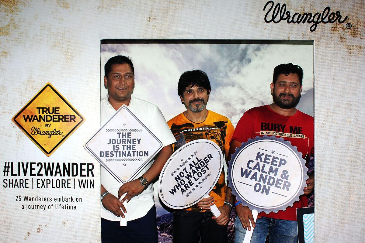 Wrangler announces the Winners of True Wanderer 2017