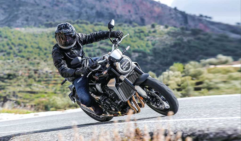 Test ride review: Honda CB1000R