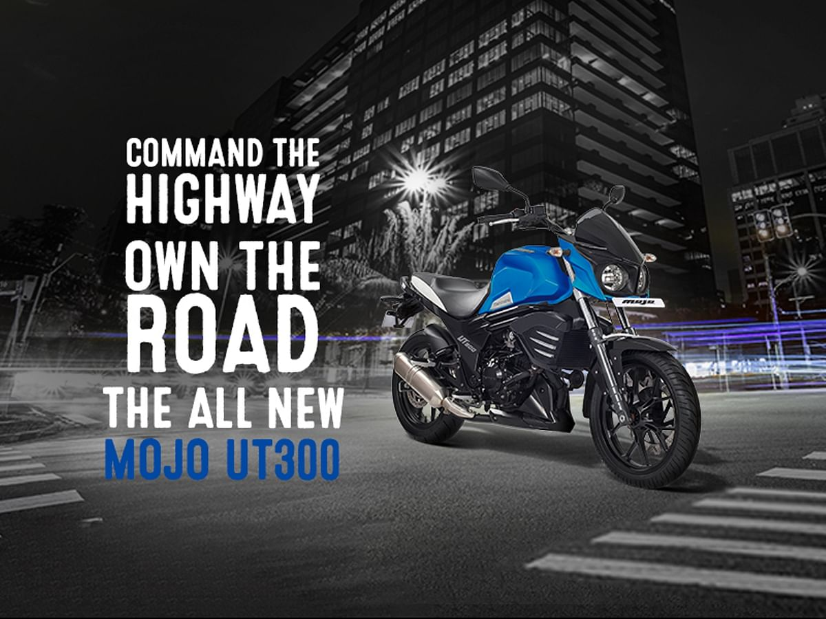 Mahindra launches Mojo UT300