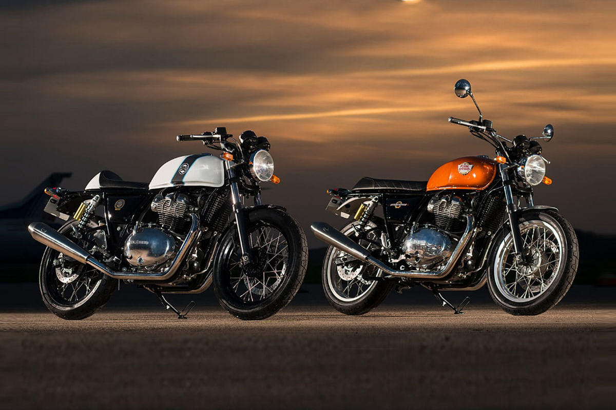 All you need to know about the twin-cylinder Royal Enfields