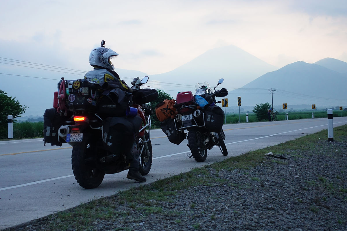 'Ride to be one' Part 4: Central America