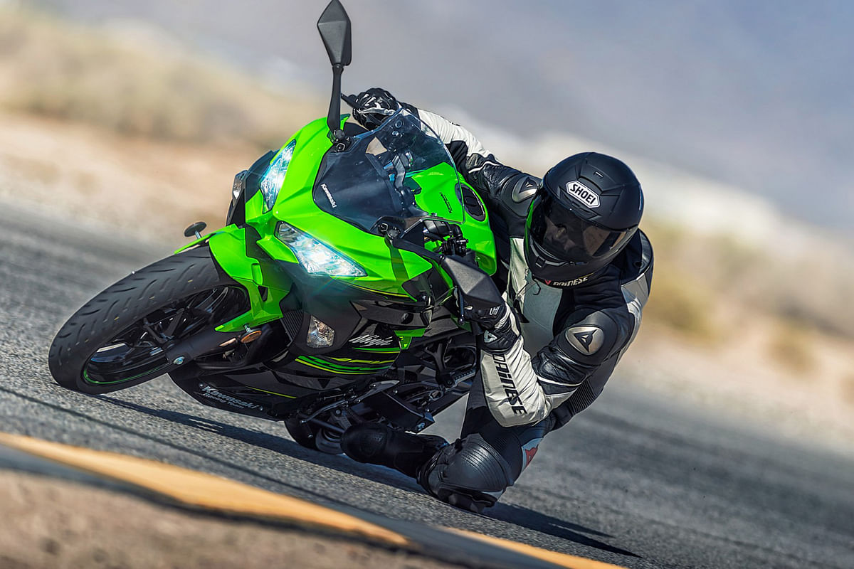 Ninja 400 launched at Rs 4.69 lakh