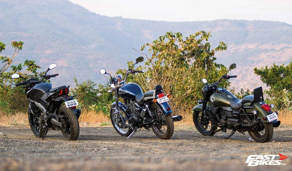 Bike shootout: Is the Bajaj Dominar 400 the best motorcycle for touring?
