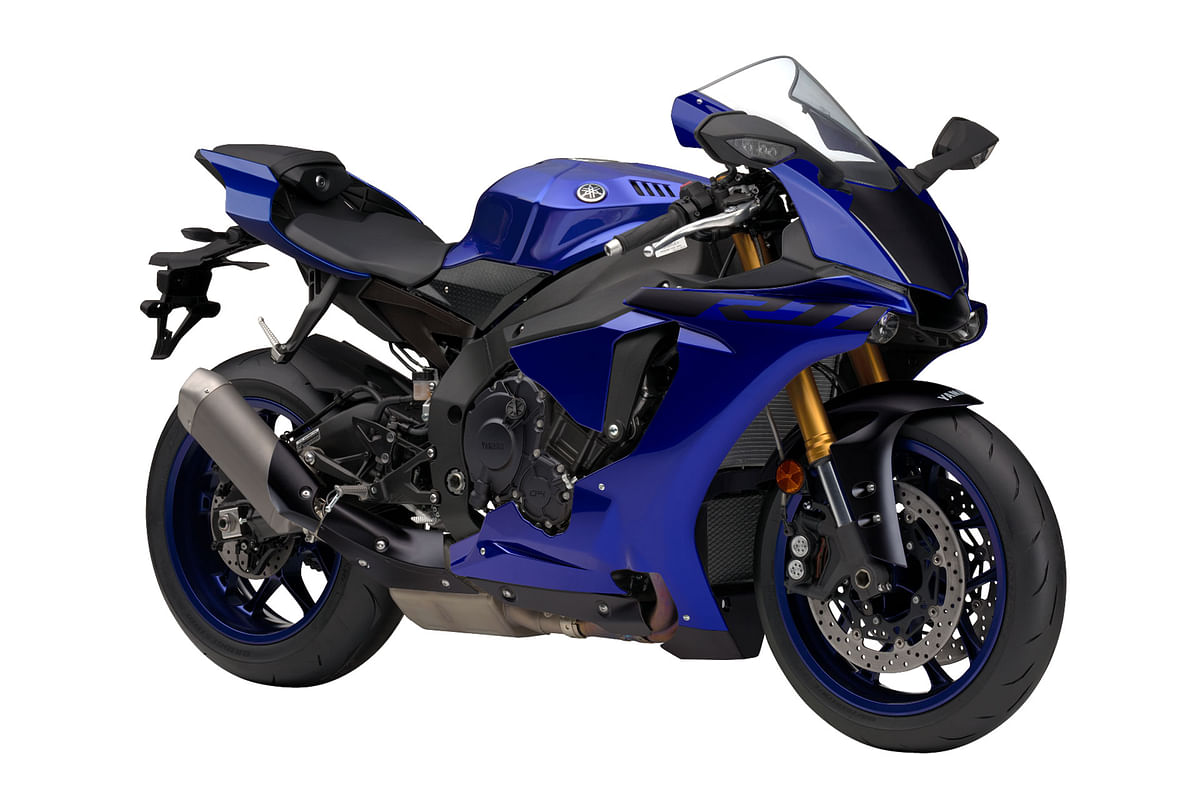 Yamaha rides in the new YZF-R1 for Rs 20.73 lakh