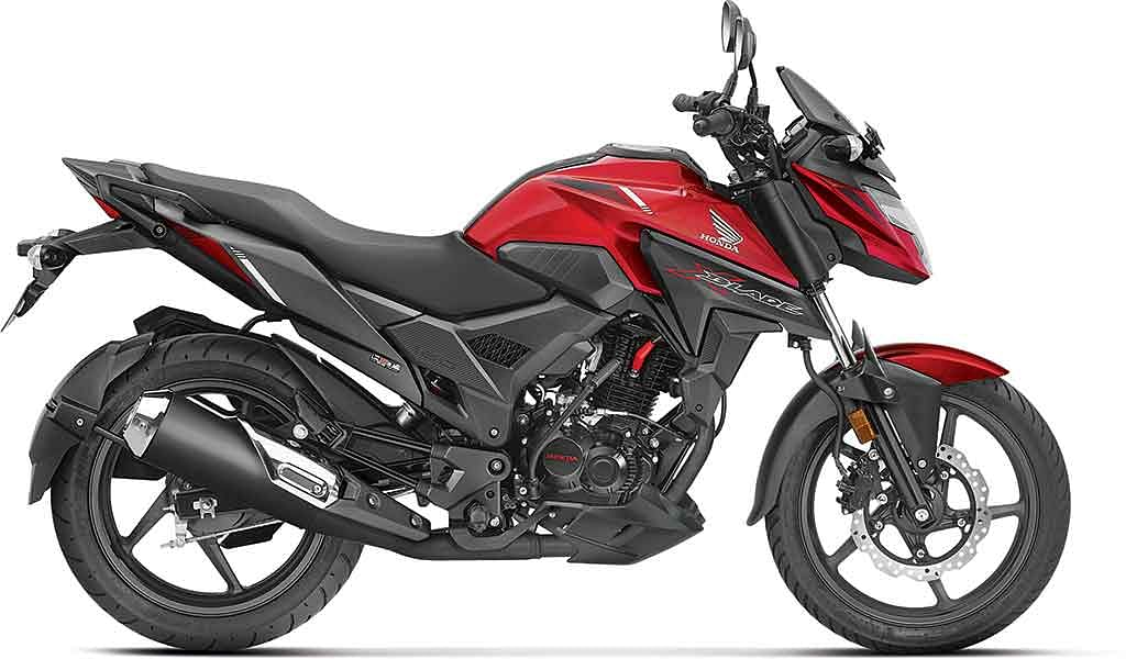 Honda launches the X-Blade at Rs. 78,500