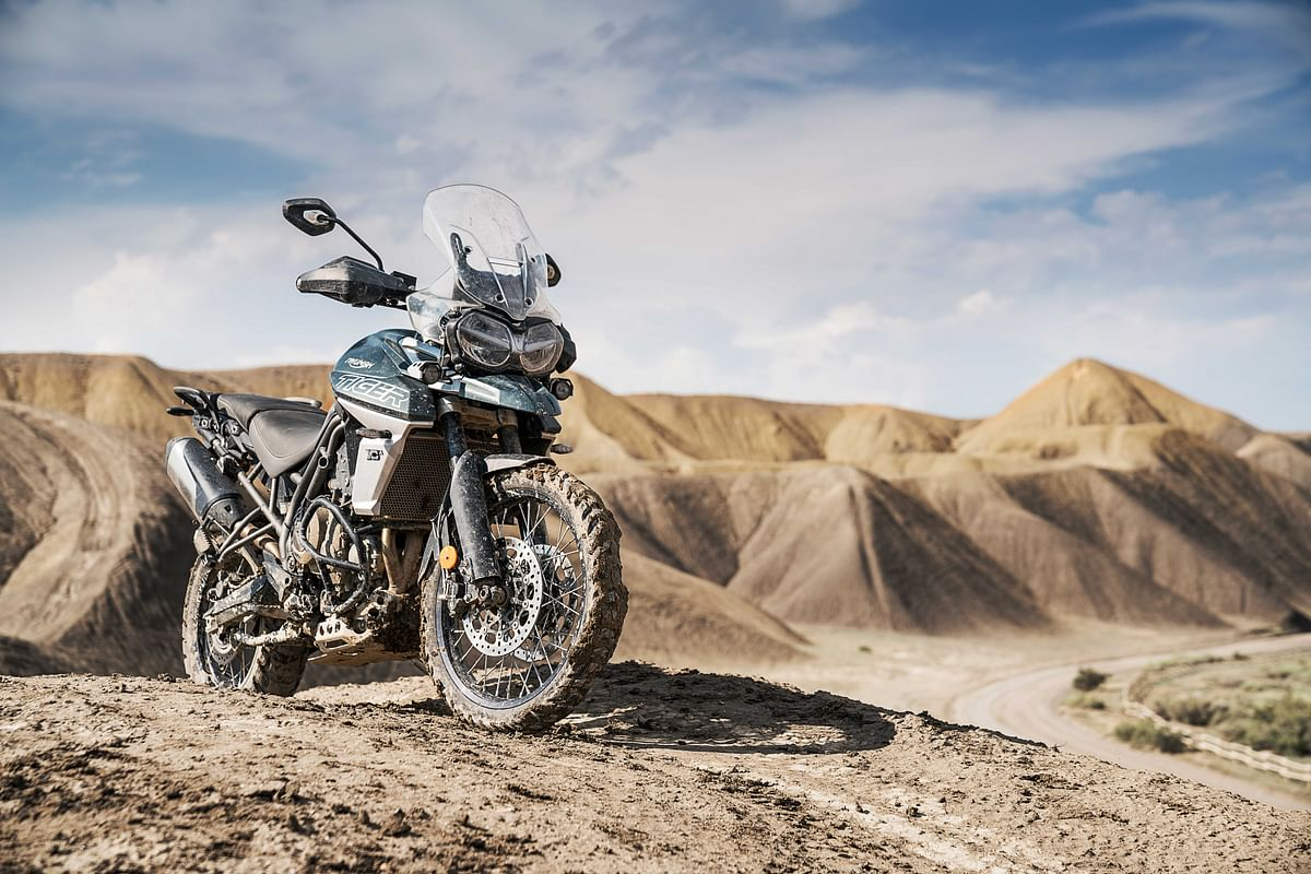 Triumph Tiger 800 XCa launched in India at Rs 15.16 lakh