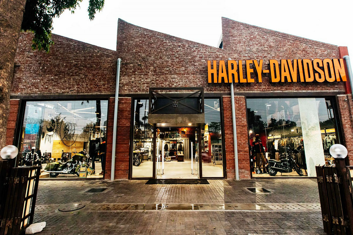 Harley-Davidson opens its second dealership in Delhi NCR