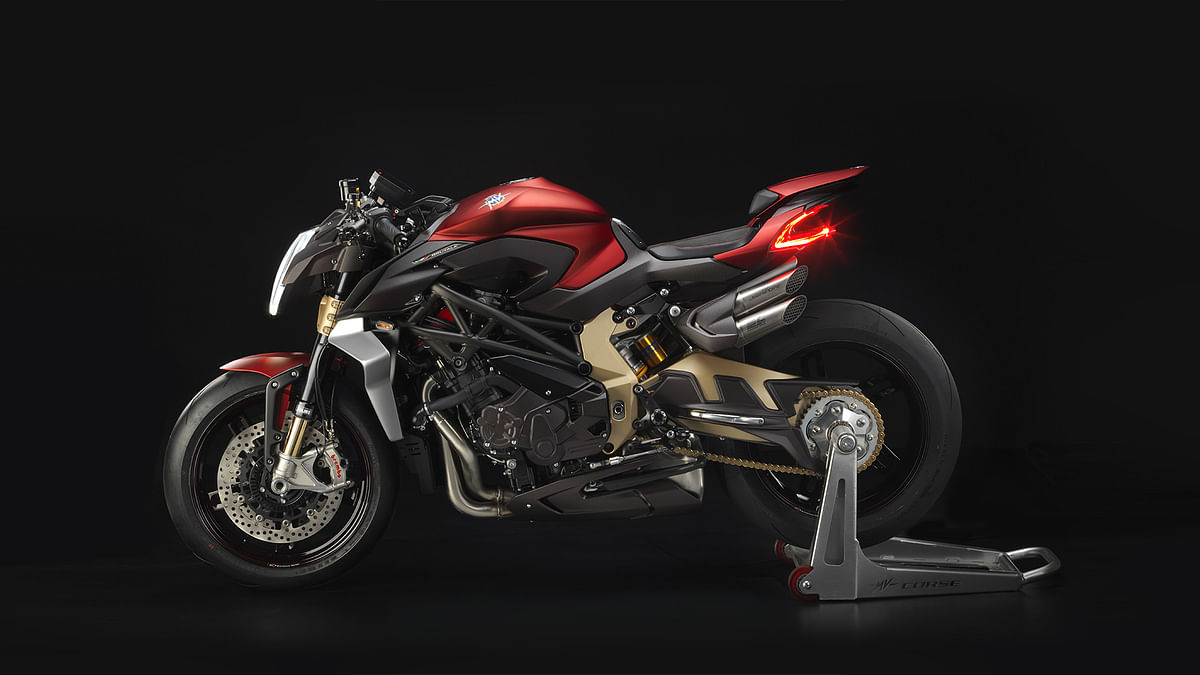 MV Agusta Turismo Veloce 800 and Brutale 1000 Serie Oro are India bound!
