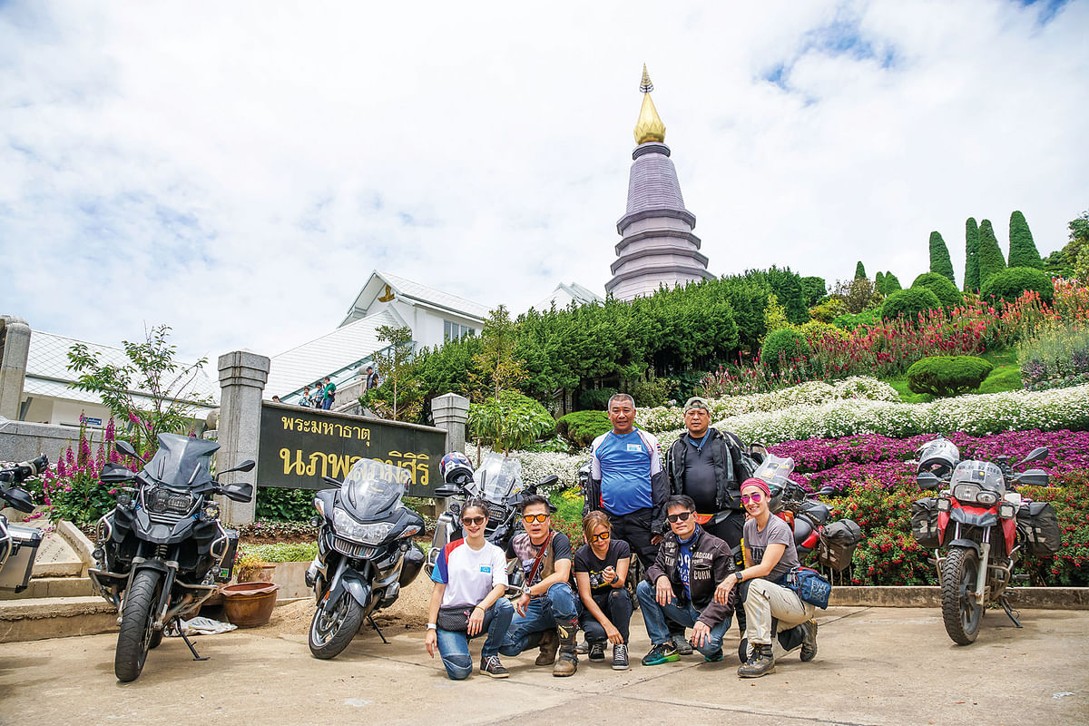 A mandatory pit stop while visting Thailand