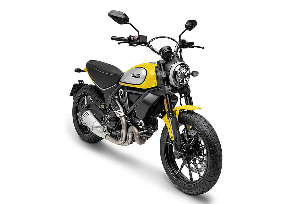 Ducati launches 2019 Scrambler range starting Rs 7.89 lakh
