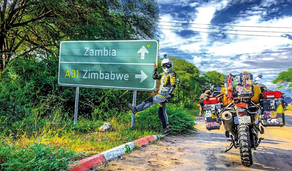 Ride to be One, part 13: Africa
