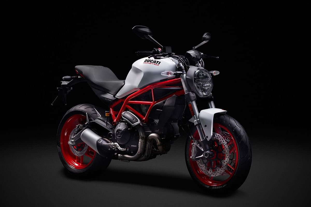 Ducati Multistrada 950 and Monster 797 launched