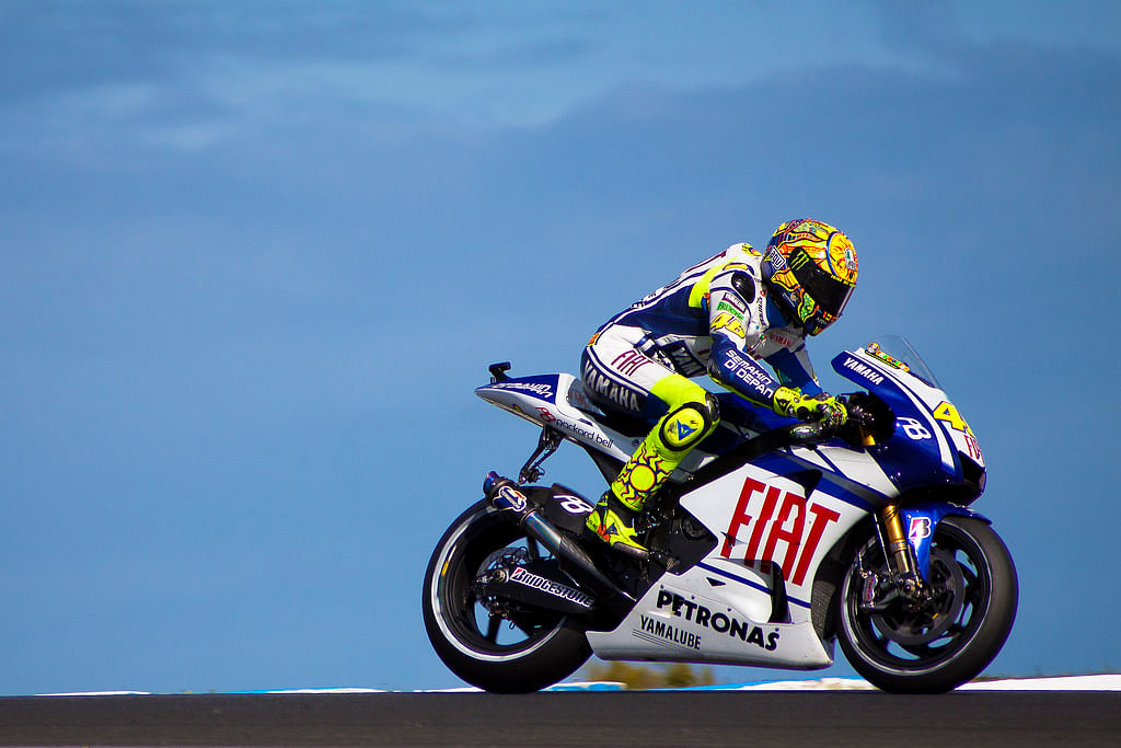 Ring Of Fire : Everything you ever wanted to know about MotoGP racing