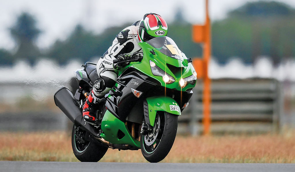 Kawasaki Ninja ZX-14R: Long term review