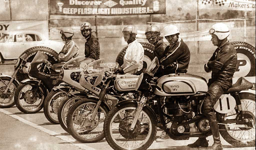 A glimpse of India's motorcycling history