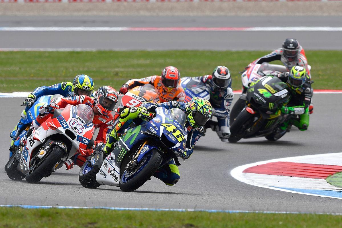 MotoGP confirm Thai round from 2018