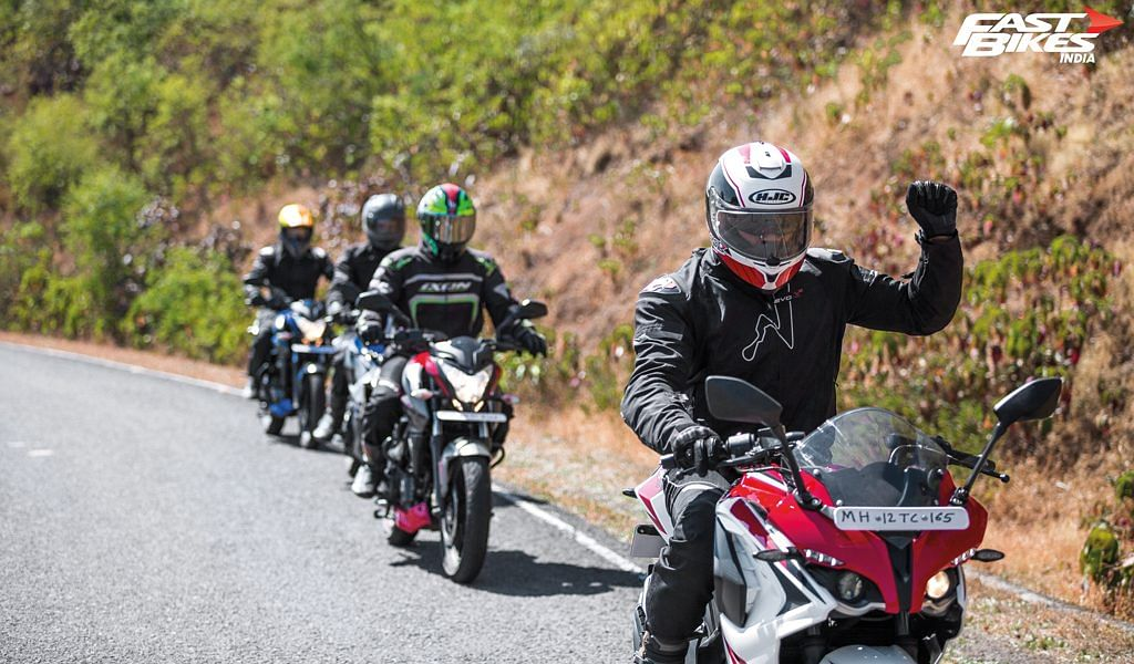 Pulsar Mania Thrill of Riding, part 4: Group Riding