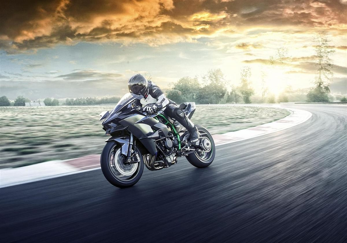 India's first and only 2019 Kawasaki Ninja H2R delivered